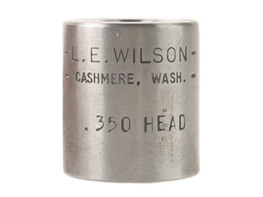 L.E. Wilson Decapping Base #350