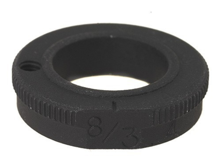 Olympic Arms Rear Sight Base Elevation Index AR-15 A2 Matte
