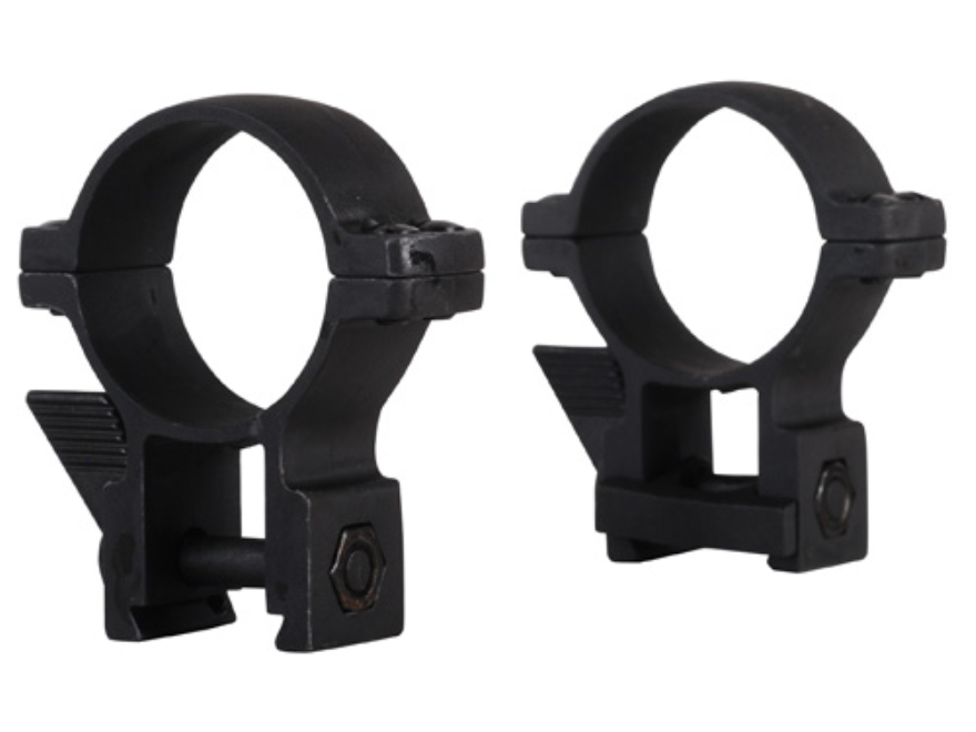 Steyr 30mm Quick Release Rings Steyr SSG 69 Steel Blue