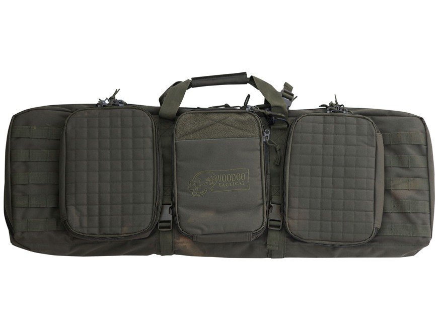 "Voodoo Tactical Deluxe Padded Weapons Rifle Gun Case 36"" Nylon"