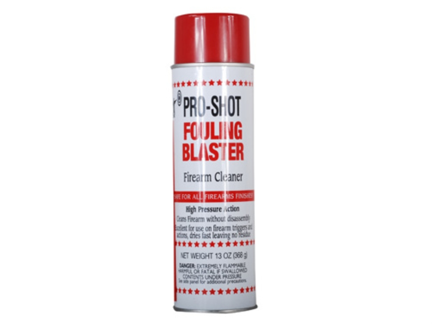 Pro-Shot Synthetic Safe Gun Cleaner Degreaser 13 oz Aerosol