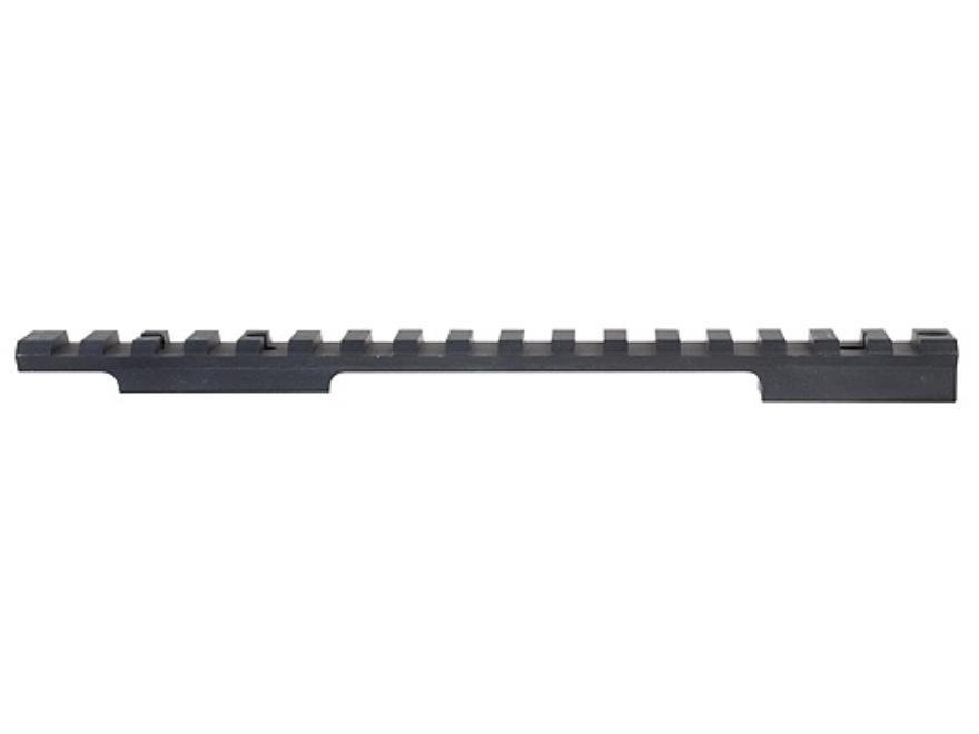 EGW 1-Piece Heavy Duty Picatinny-Style Base Remington 700 Short Action 30 MOA Elevated