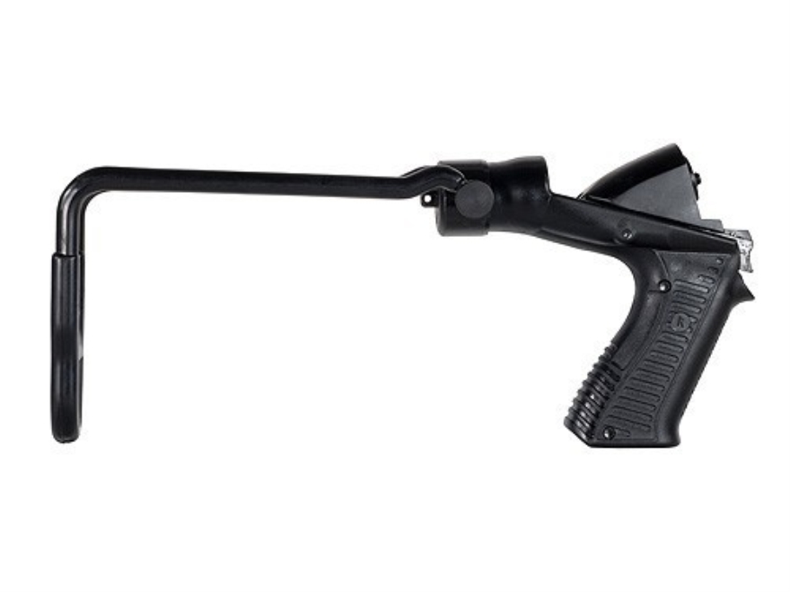 BLACKHAWK! Knoxx SpecOps Recoil Reducing Folding Stock Maverick 88, Mossberg 500, 590, 590A1, 835 12 Gauge Synthetic Black