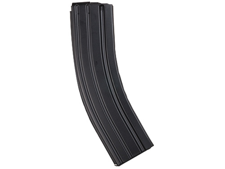 C Products Magazine AR-15 223 Remington 40-Round Stainless Steel Black