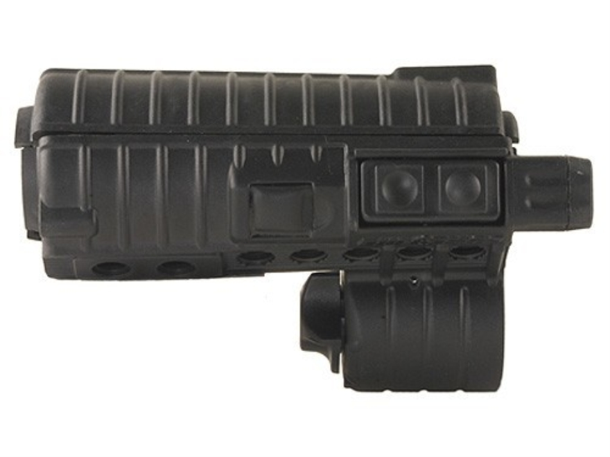 Surefire M500A Dedicated Forend Light AR-15 Carbine Xenon and White LED Bulbs Composite Black
