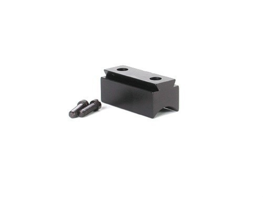 "Williams Target Globe Front Sight Attaching Base Screw On .450"" Height .350"" Radius Ste..."