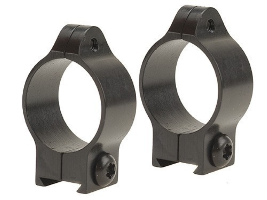 "Talley 1"" Ring Mounts Ruger 10/22 Matte Medium"