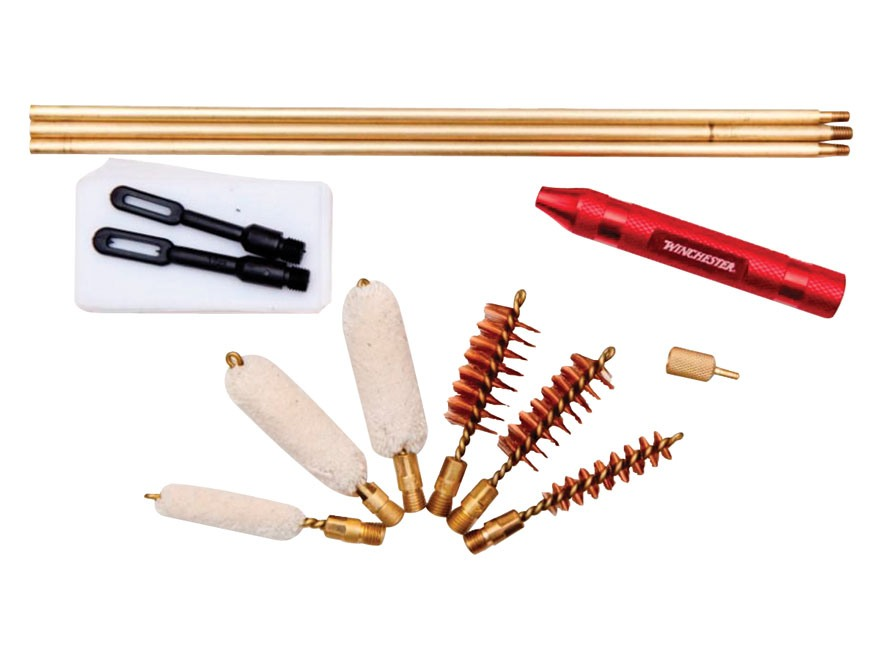 Winchester 14-Piece Universal Shotgun Gun Cleaning Kit