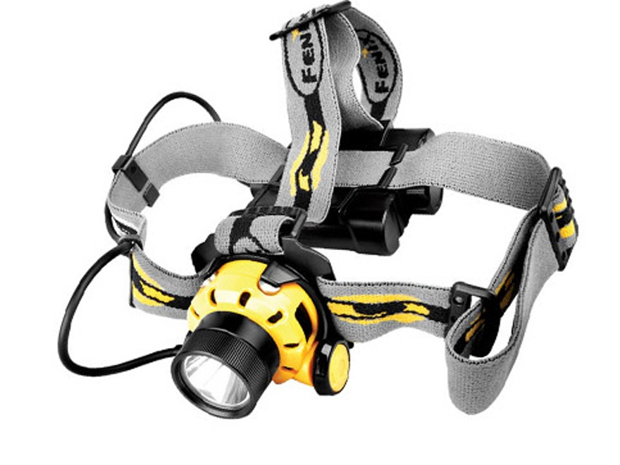 Fenix HP11 Headlamp White LED Aluminum and Polymer