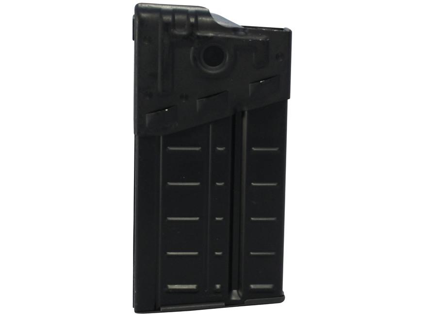 Military Surplus Magazine HK G3, HK91, PTR 91, CETME 308 Winchester 20-Round Aluminum Black