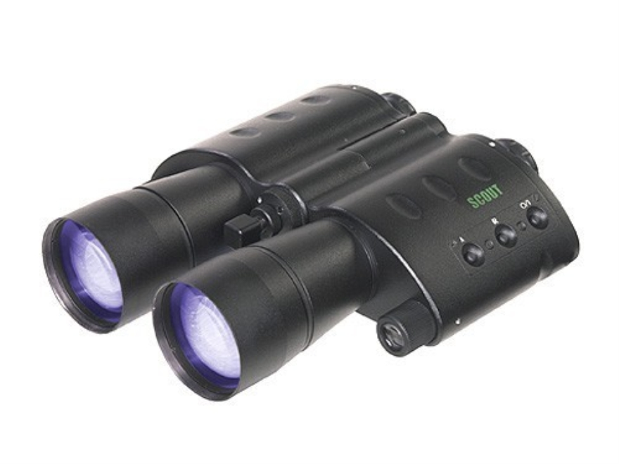 ATN Night Scout 1+ 1st Generation Night Vision Binocular 5X 90MM Black