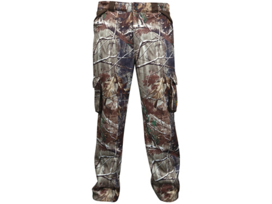 "Rocky Men's L3 MaxProtect Softshell Pants Polyester Realtree AP Camo Medium 31-34 Waist 32"" Inseam"