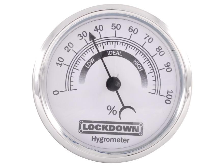 LOCKDOWN Hygrometer Gauge
