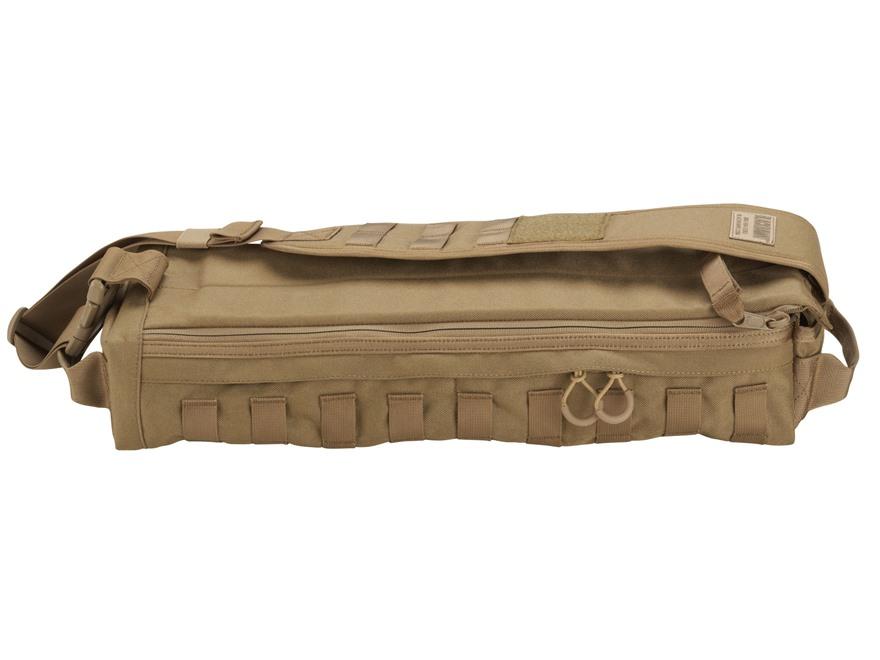 BLACKHAWK! Go Box Sling Pack 230 Nylon Coyote Tan