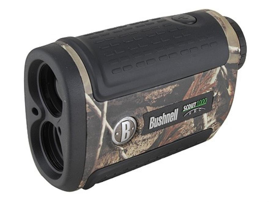 Bushnell Scout 1000 ARC Laser Rangefinder 5x Realtree AP
