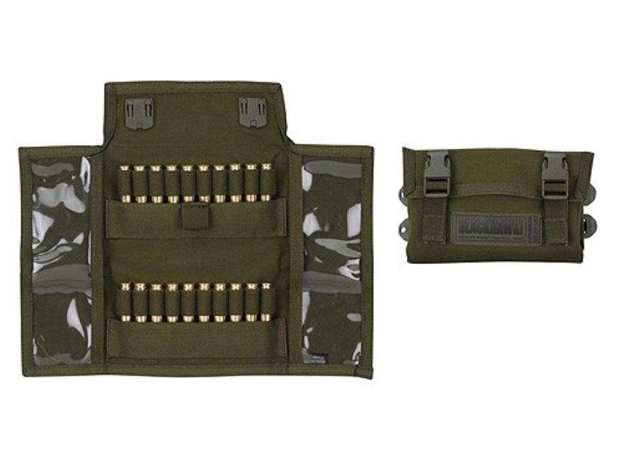 BlackHawk S.T.R.I.K.E. Pro Marksman Pouch Rifle Ammunition Carrier 20 Round Nylon Olive Drab