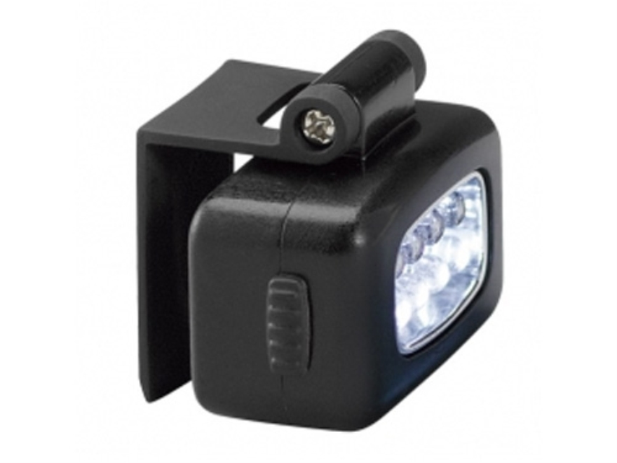 Thermacell All-Purpose LED Swivel Light with Batteries (2 CR2032 Lithium) Polymer Black