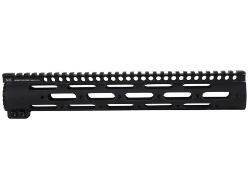 Midwest Industries Gen 2 SS-Series Free Float Modular Rail Handguard AR-15 Rifle Length...