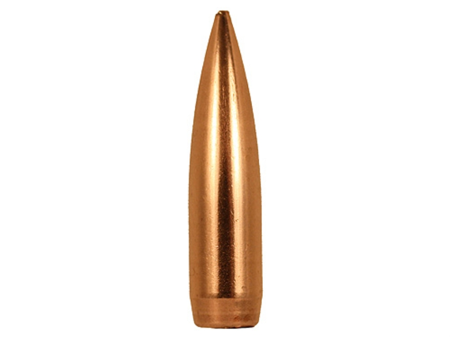 Berger Target Bullets 243 Caliber, 6mm (243 Diameter) 90 Grain Hollow Point Boat Tail