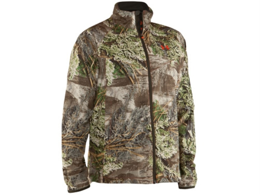 Under Armour Men's Ridge Reaper Insulator Pro Insulated Jacket Polyester Realtree Max-1 Camo XL 44-47