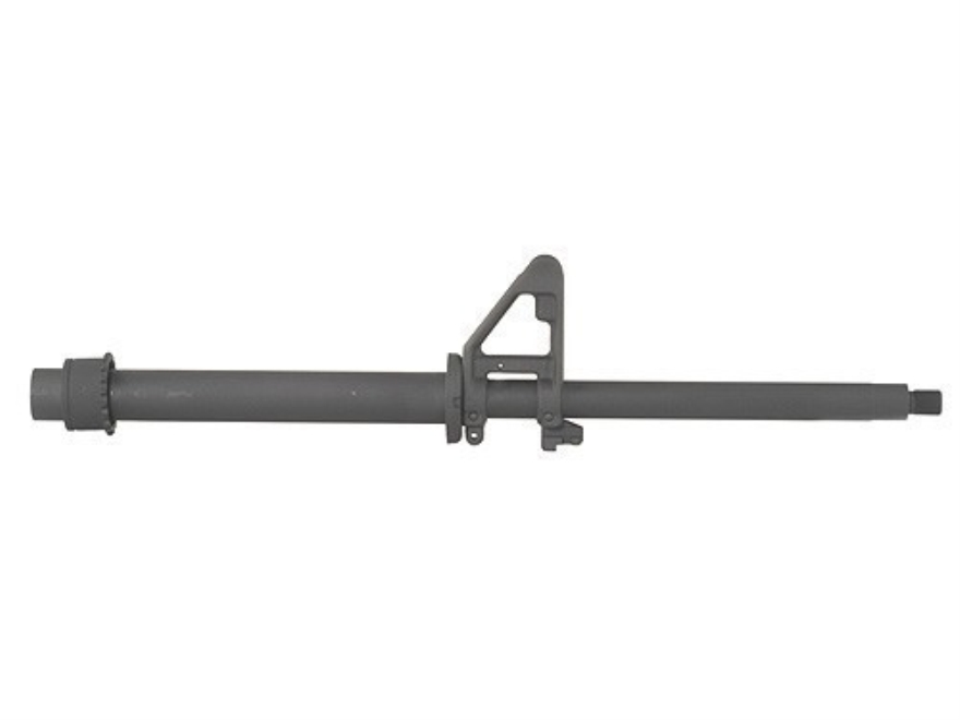 "DPMS Barrel AR-15 5.56x45mm NATO Heavy Contour 1 in 9"" Twist 16"" Chrome Moly Matte with Front Sight Base"