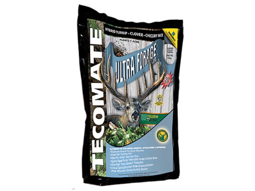 Tecomate Ultra Forage Annual Food Plot Seed
