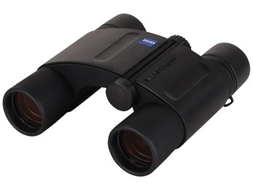 Zeiss Victory LT Compact Binocular 10x 25mm Roof Prism with Case Black