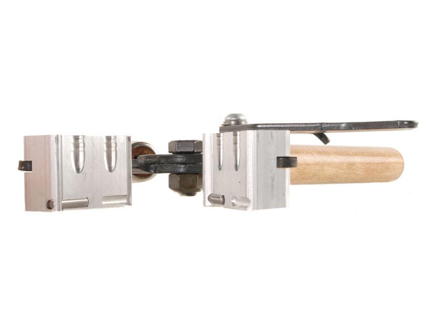 Lee 2-Cavity Bullet Mold 311-100-2R 32 Caliber (311 Diameter) 100 Grain 2 Ogive Radius