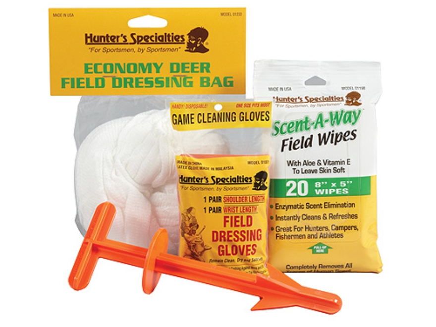Hunter's Specialties Game Cleaning Kit