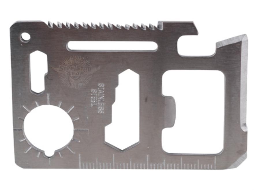5ive Star Gear Multi-Purpose Survival Tool Stainless Steel