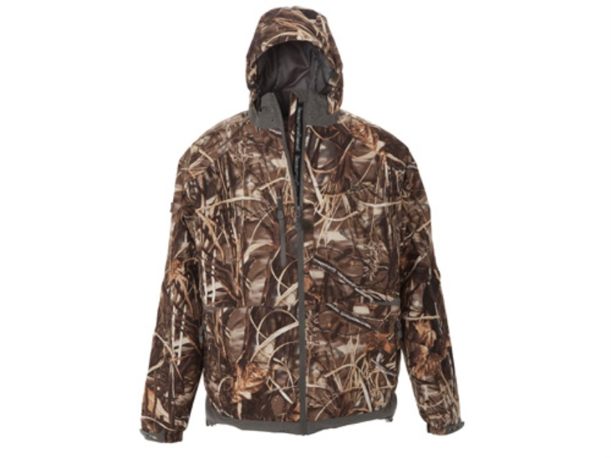Banded Men's Closer 2L Waterproof Insulated Jacket Polyester Realtree Max-4 Camo Medium