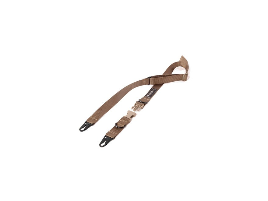 CrossTac Tactical Single/Double Point Sling Nylon