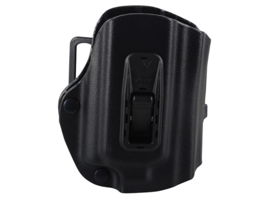 "Viridian TacLoc ECR Autolock Holster Right Hand S&W M&P 4"" with Viridian C5 Laser Kydex Black"