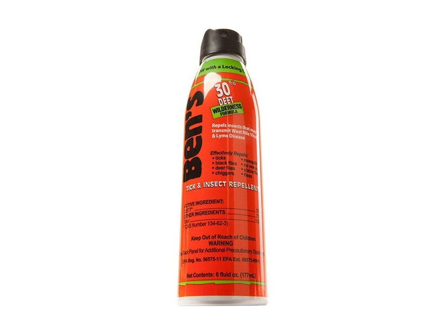 Ben's 30 Deet Insect Repellent Spray 6 oz