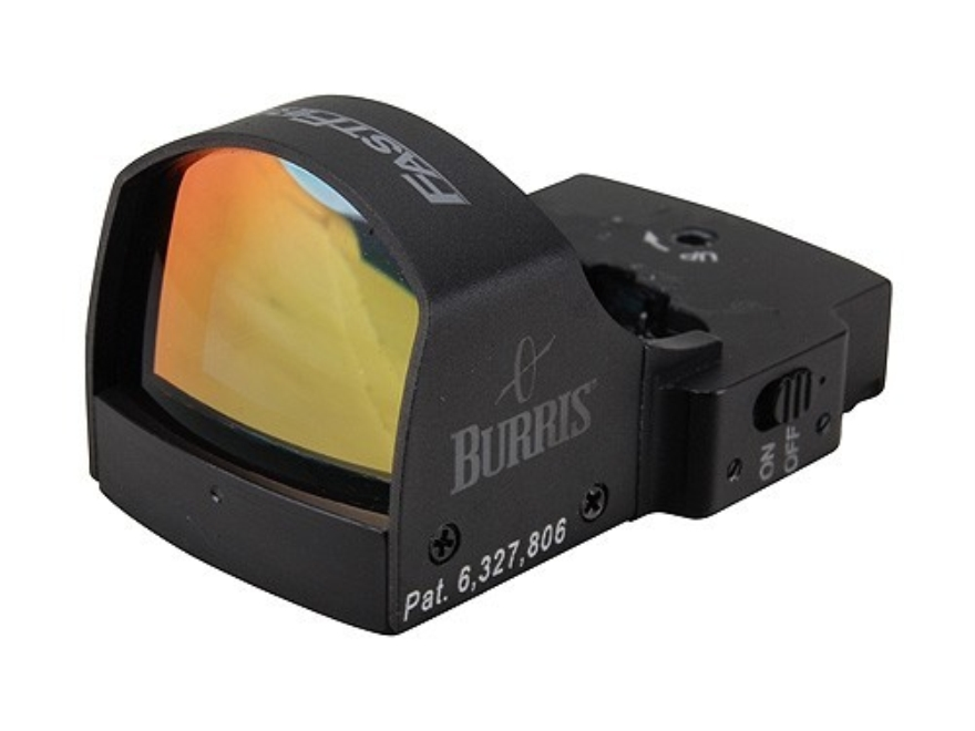 Burris Speed Bead Red Dot Sight 4 MOA Dot with Integral Stock Receiver Spacer Mount Benelli Super Nova Matte