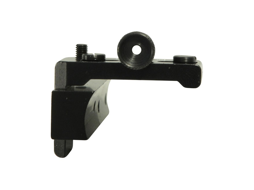 Williams 5D-81 Receiver Peep Sight Marlin 80, 81, A1 Aluminum Black