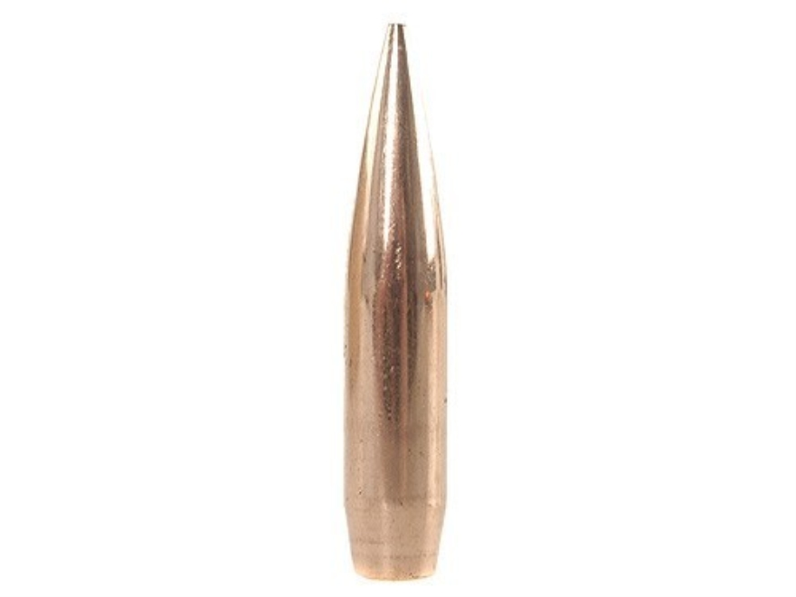 Norma Golden Target Bullets 264 Caliber, 6.5mm (264 Diameter) 130 Grain Jacketed Hollow Point Boat Tail Box of 500