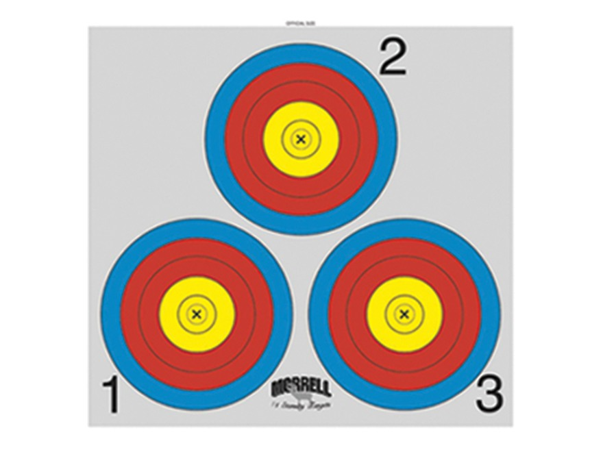 paper archery targets for sale A new era for archery targets one tough target face will out last 30 paper faces zone face allows you to check sight settings from 20 yards 6 target faces.