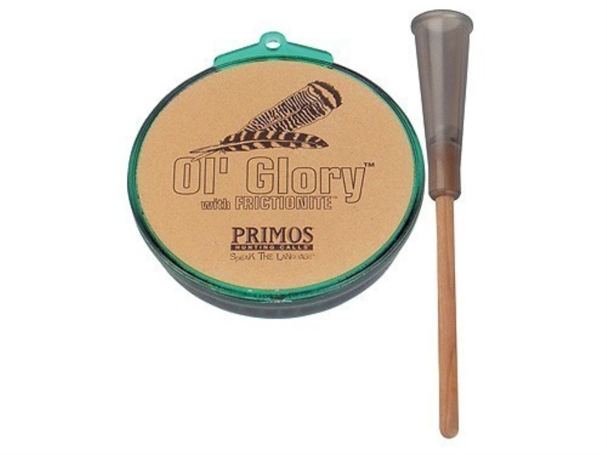 Primos Ol' Glory Frictionite Turkey Call