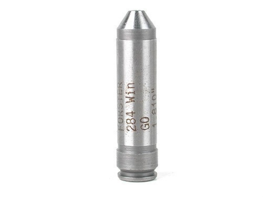 Forster Headspace Go Gauge 284 Winchester