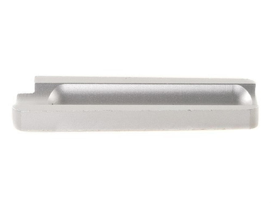 Score-High Bench Rest Single Shot Follower Ruger M77 Mark II Medium Cartridge Length Aluminum