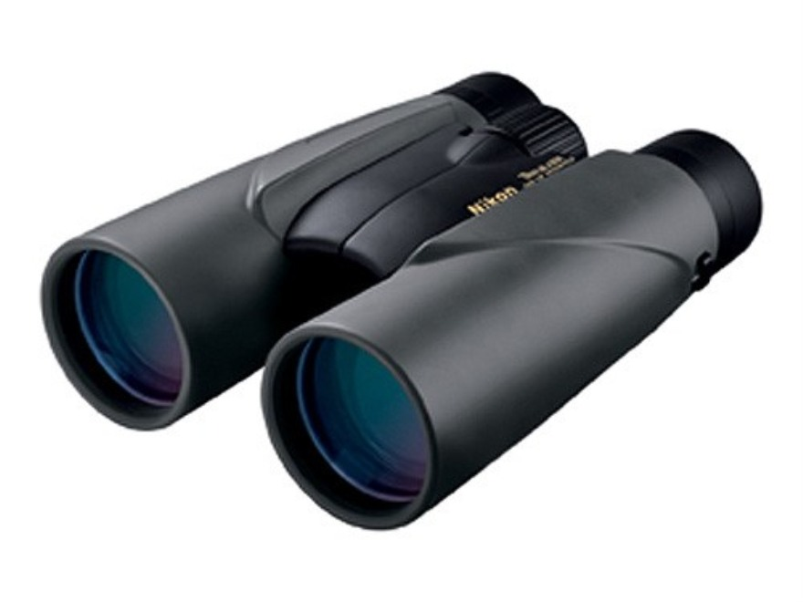 Nikon Trailblazer ATB Binocular 10x 50mm Roof Prism Armored Black
