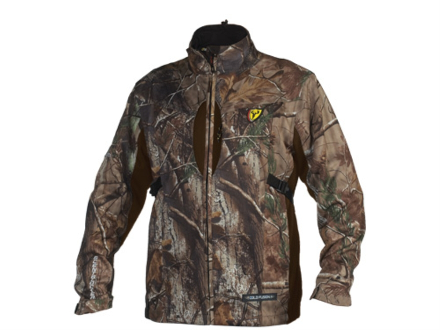 ScentBlocker Men's Dream Season Super Freak Jacket Polyester Mossy Oak Break-Up Infinit...