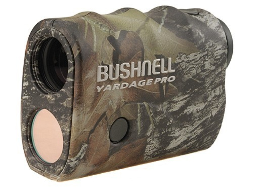 Bushnell Yardage Pro Scout Laser Rangefinder 700 Yard 6x Mossy Oak New