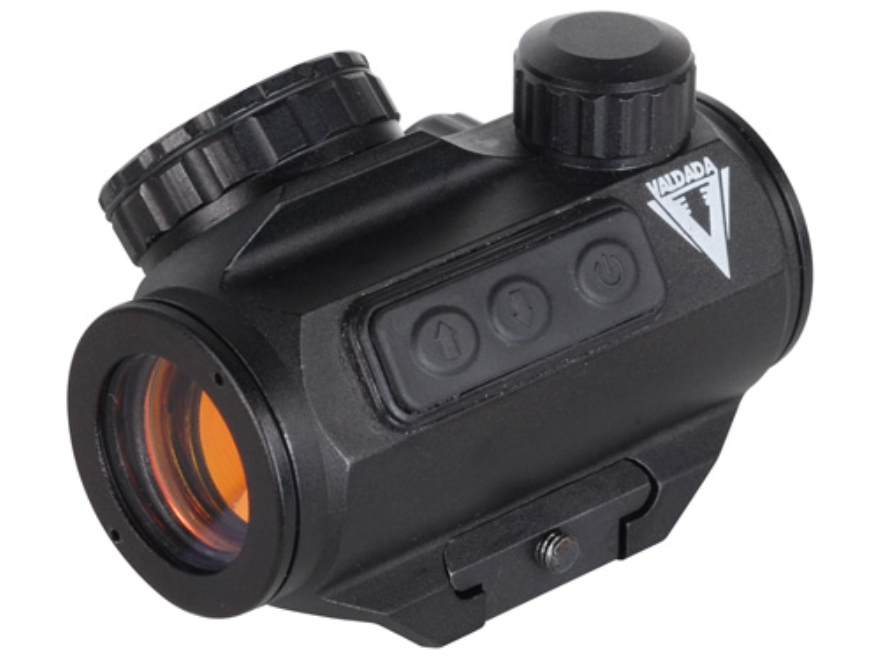 Valdada IOR RDS Mirco Edge Red Dot Sight 4 MOA Red Dot Matte with Integral Weaver-Style...