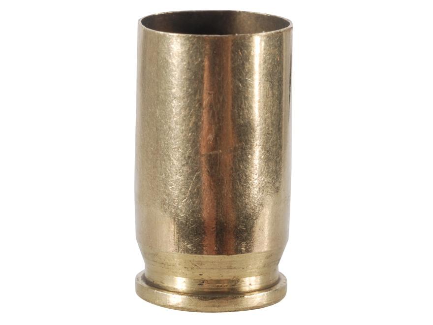 Once-Fired Reloading Brass 380 ACP Grade 2 Box of 500 (Bulk Packaged)