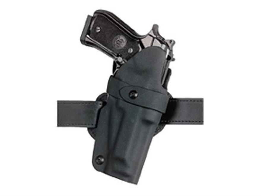 """Safariland 701 Concealment Holster S&W 39, 59, 439, 459, 639, 659, 915, 3904, 3906, 5903, 5904, 5906, 5923, 5924, 5926, 5946 1-1/2"""" Belt Loop Laminate Fine-Tac Black"""