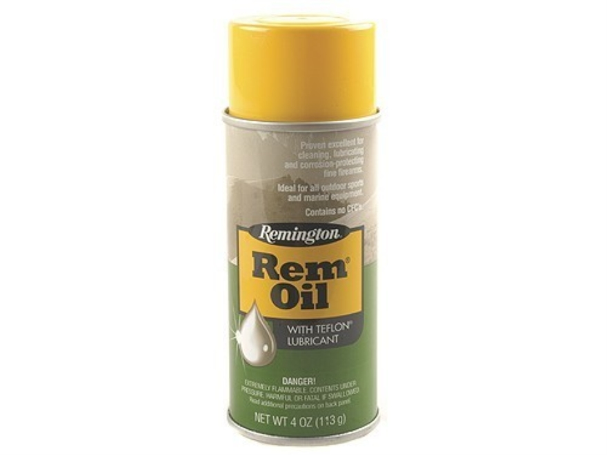 Remington Rem Oil Gun Oil Aerosol