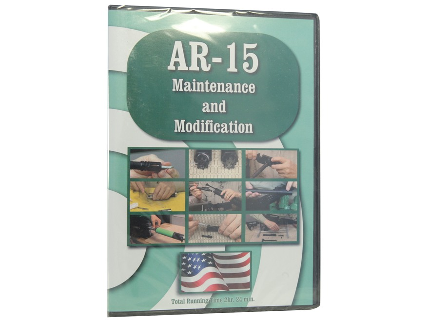 "On Target Productions ""AR-15 Maintenance and Modification"" DVD"