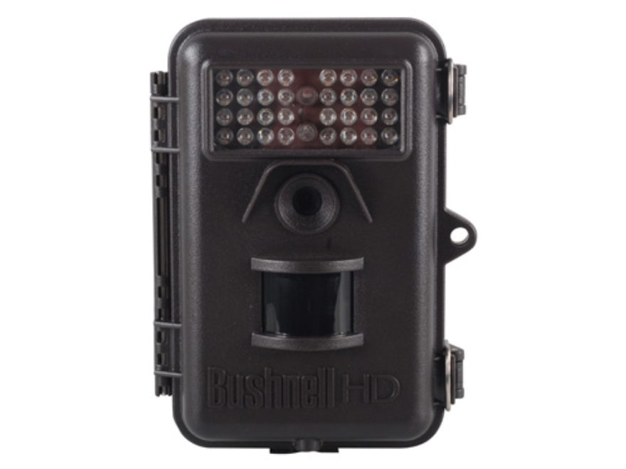 Bushnell Trophy Cam HD Infrared Game Camera 8.0 Megapixel Brown